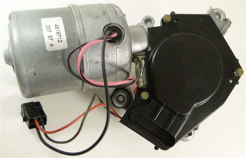 1968 Corvette Wiper Motor Wiring Diagram - Internal Wiring Diagrams