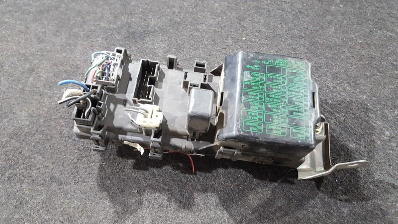 Mitsubishi Lancer 1998 Fuse Box circuit diagram template
