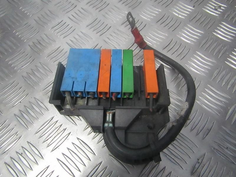 Fuse Box Opel Astra 1998 Wiring Diagram