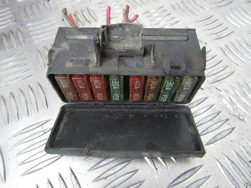 Used and working \u0027Fuse box \u0027 Part Filter 2 page Alfa-Romeo Used