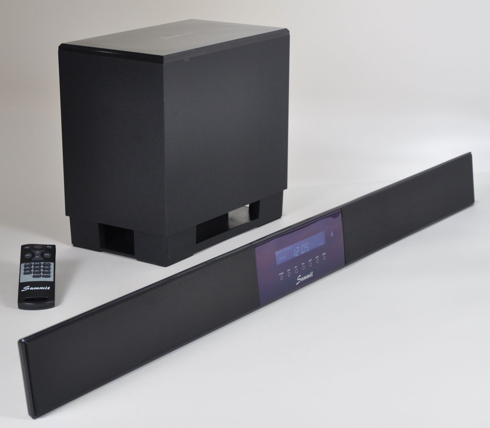 Soundbar Weiß Erwin Weiss Gmbh Summit Soundbar A50 1000b With Bluetooth