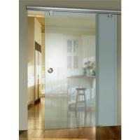 Glasschiebetr Mercato 2100 x 1050 mm, Klarglas