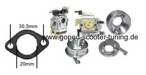 goped fuel filter