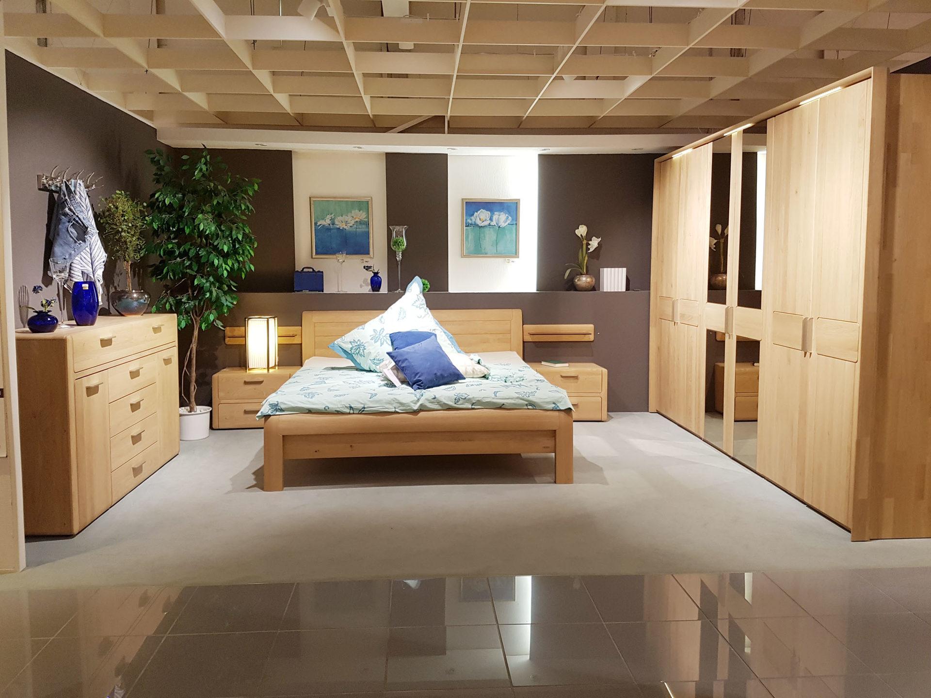 Thielemeyer Schlafzimmer Interliving Schlafzimmer Serie 1005