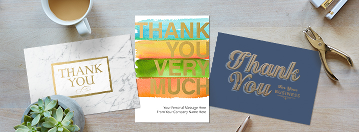 Business Thank You Cards Corporate Thank You Cards Hallmark