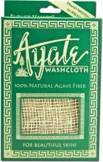 natural washcloth