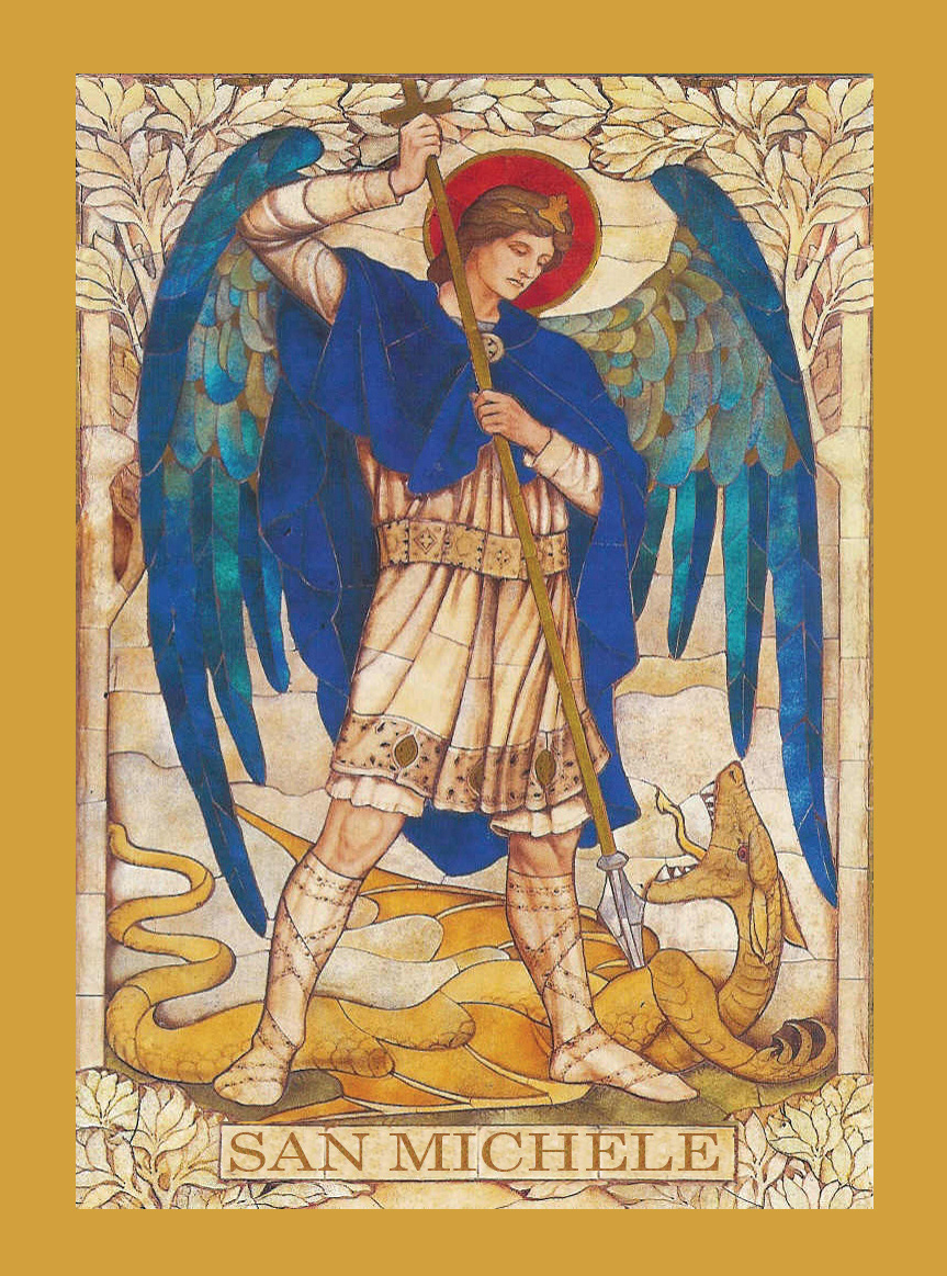 Archangel Michael Hd Wallpaper Prayer To St Michael The Archangel For The Conversion Of