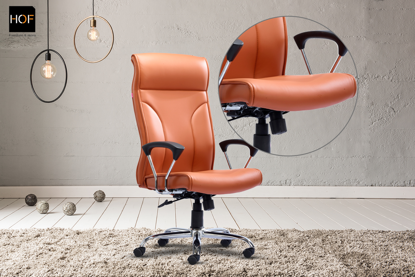 Buy Office Chairs Online Why Office Chairs Must Have Seat Depth Adjustment Hof India
