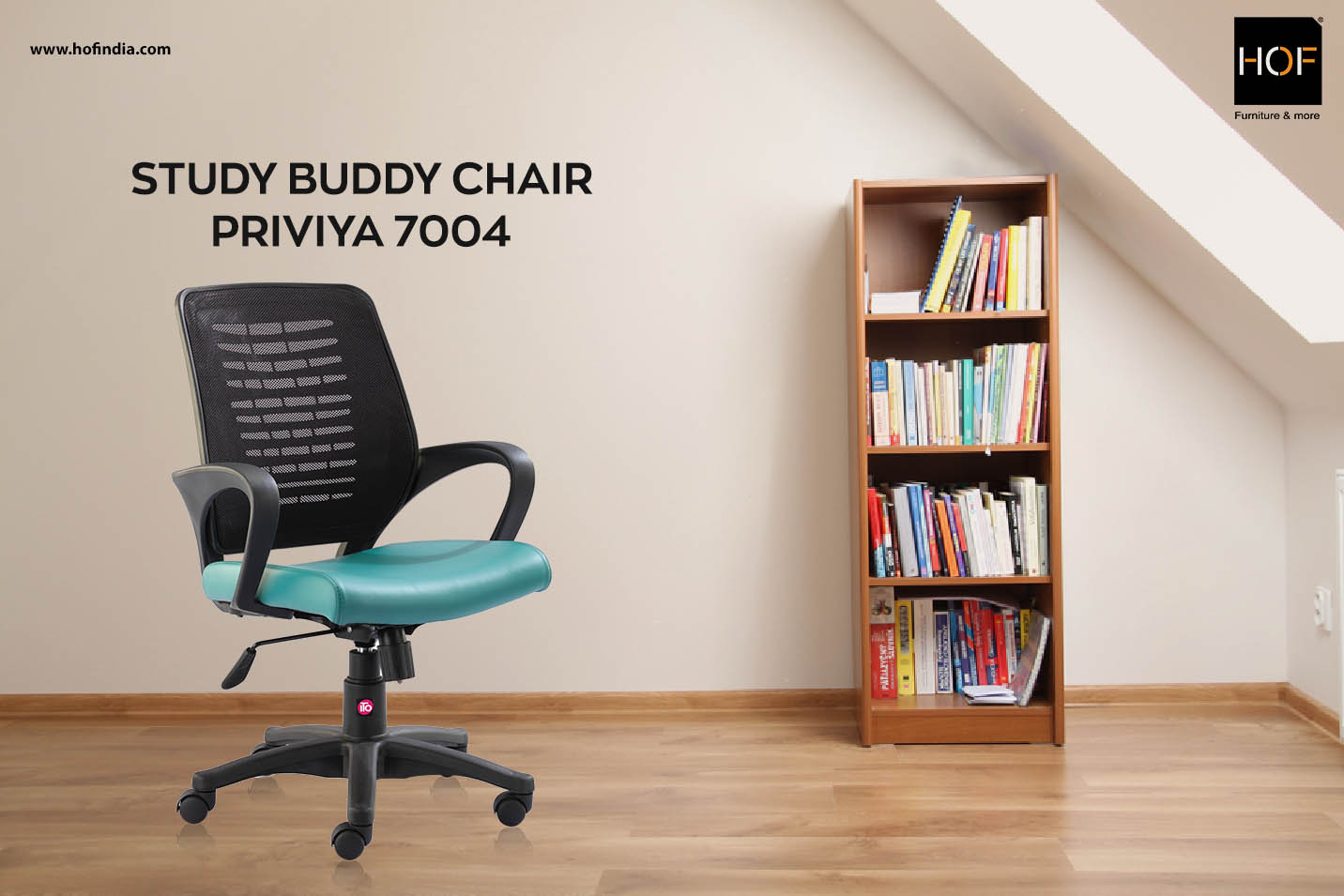 Buy Office Chairs Online Tips To Buy A Study Chair Online Hof India