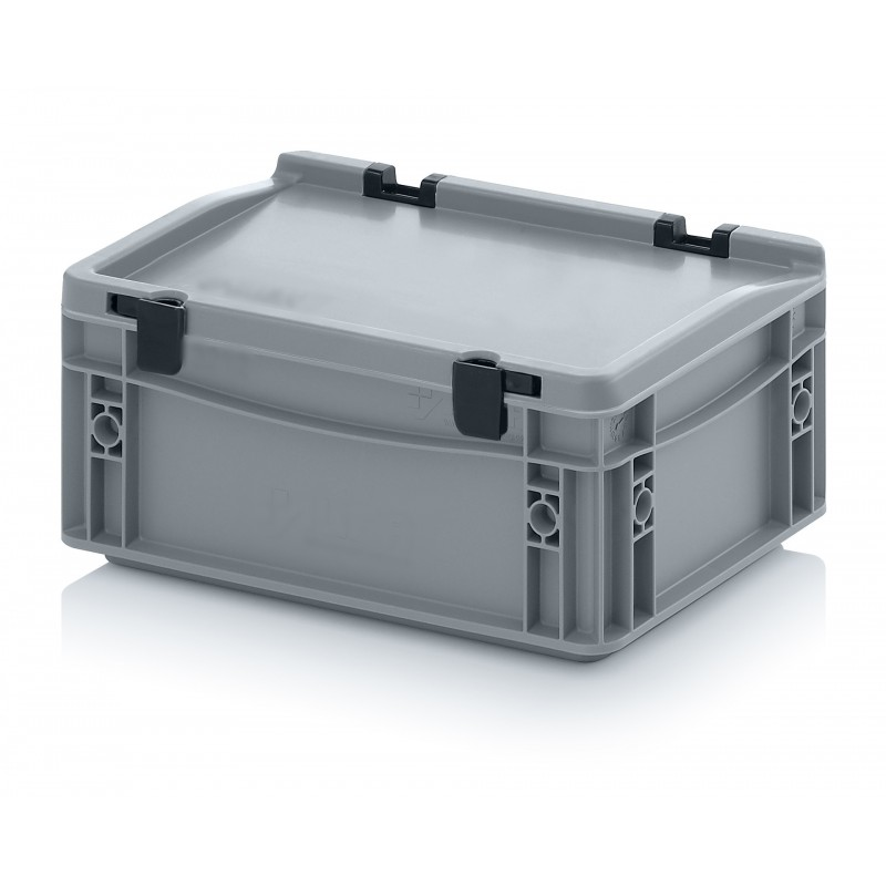 5er Set Transportbox Mit Deckel 30x20x13 5cm Hkd Systems