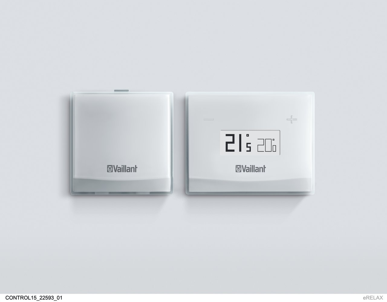Slimme Thermostaat Wifi Vaillant Vsmart Slimme Thermostaat