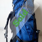 Travel Hiking Rucksack Backpack in Kenya