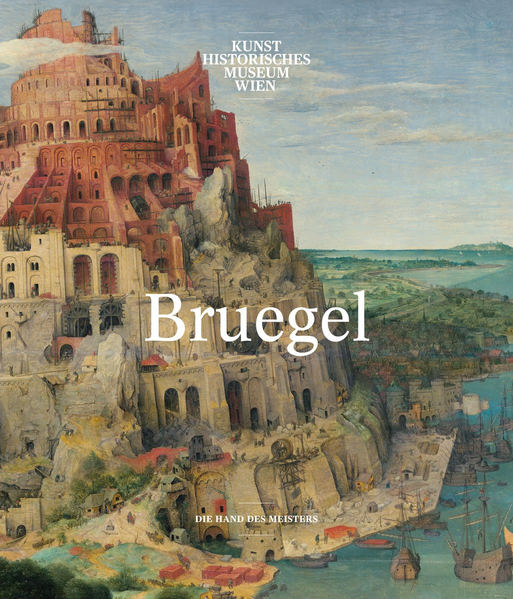 Arte-x Shop Wien Exhibition Catalogue 2018 Bruegel Khm Shop