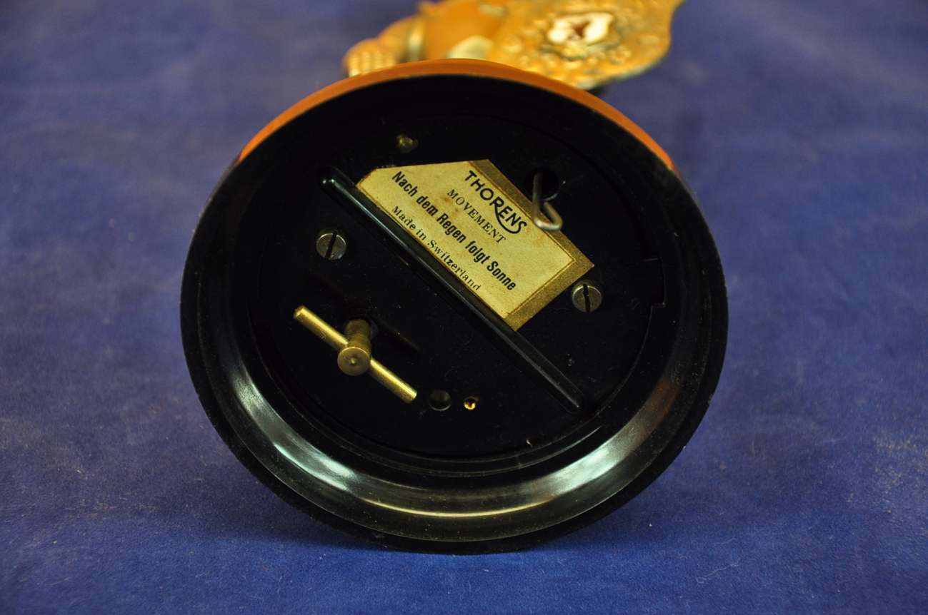 Music Box Kaufen Kremer And Bayer Lighter With Music Box Thorens