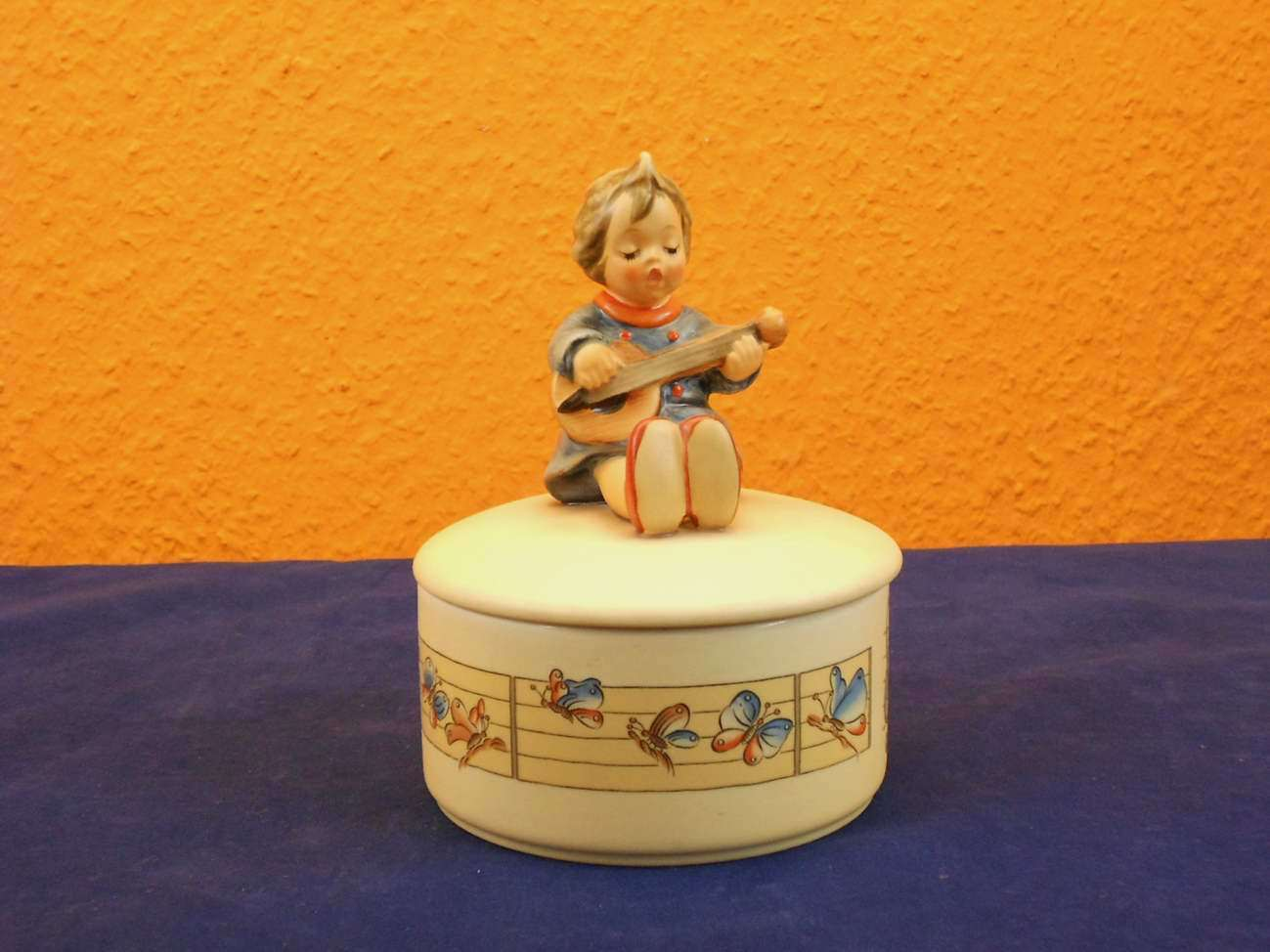 Music Box Kaufen Goebel Music Box Vocal Sample Hummel Figurine 73052