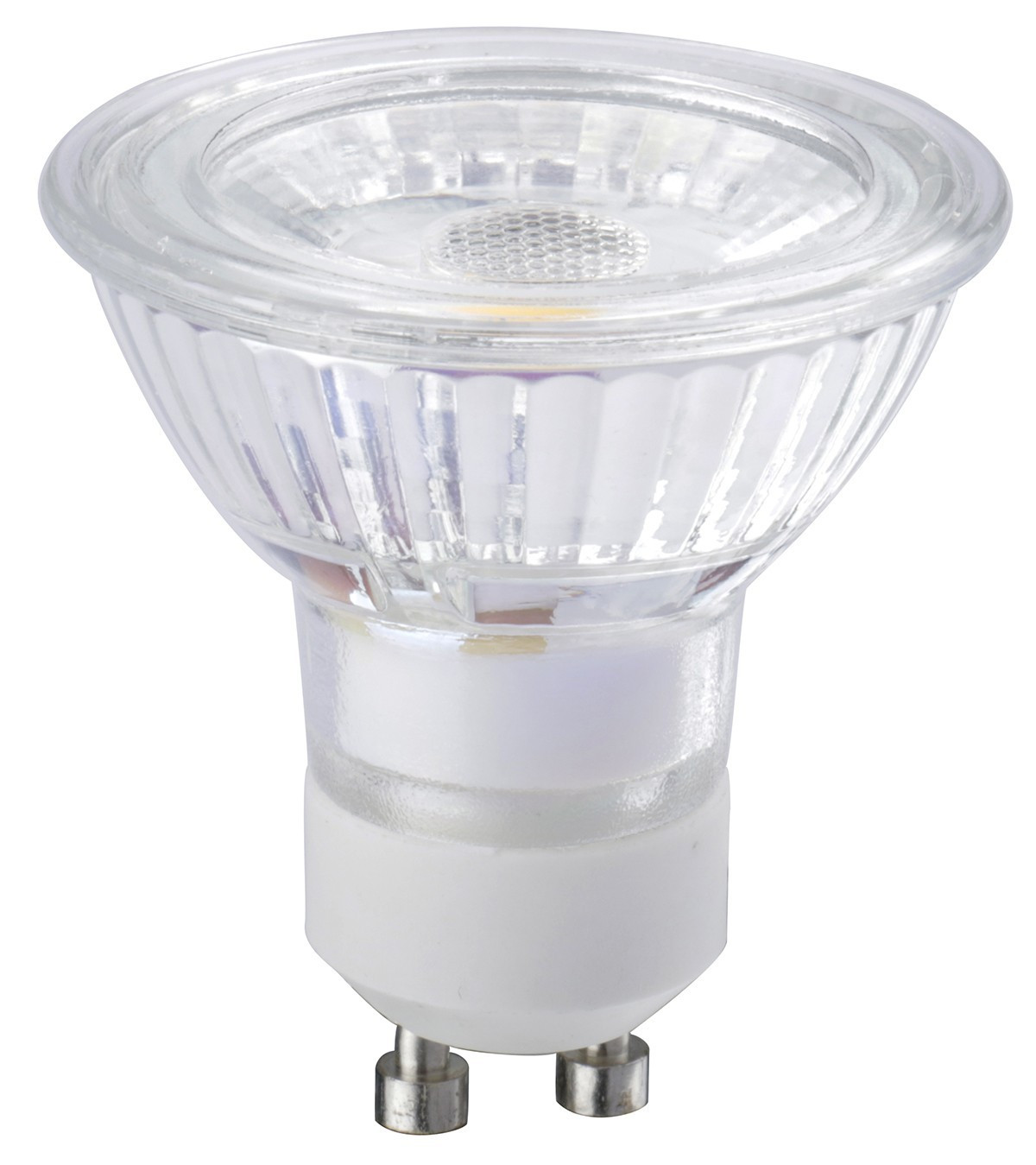 Led Gu10 5w Landlite Led Gu10 5w Cob Warmwhite 2700k Led Lamp