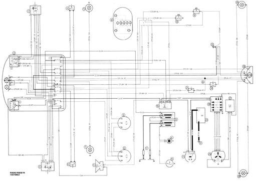 Bmw Motorcycle Wiring Diagrams - Data Wiring Diagrams