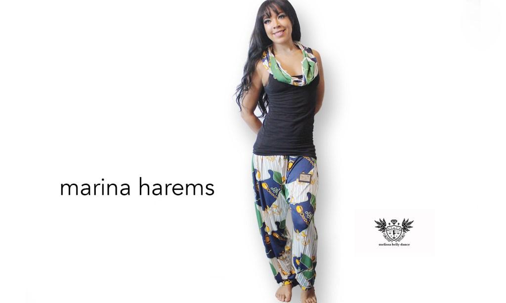 MARINA HAREM full