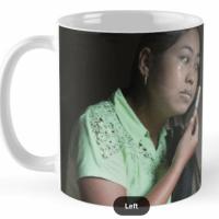 Tassa de ceràmica - El ritual de cada matí, a cada casa de Myanmar - Thanaka