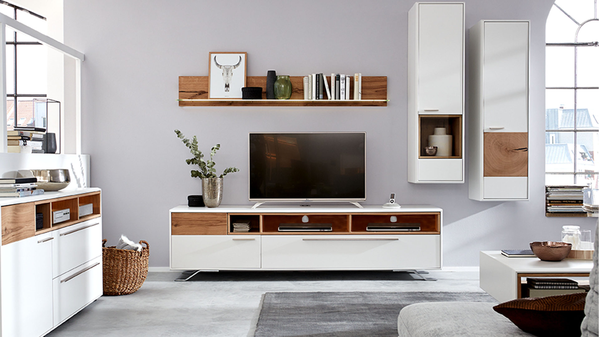 Tv Sideboard Raumteiler Möbel Böck Möbel A Z Regale Raumteiler Interliving