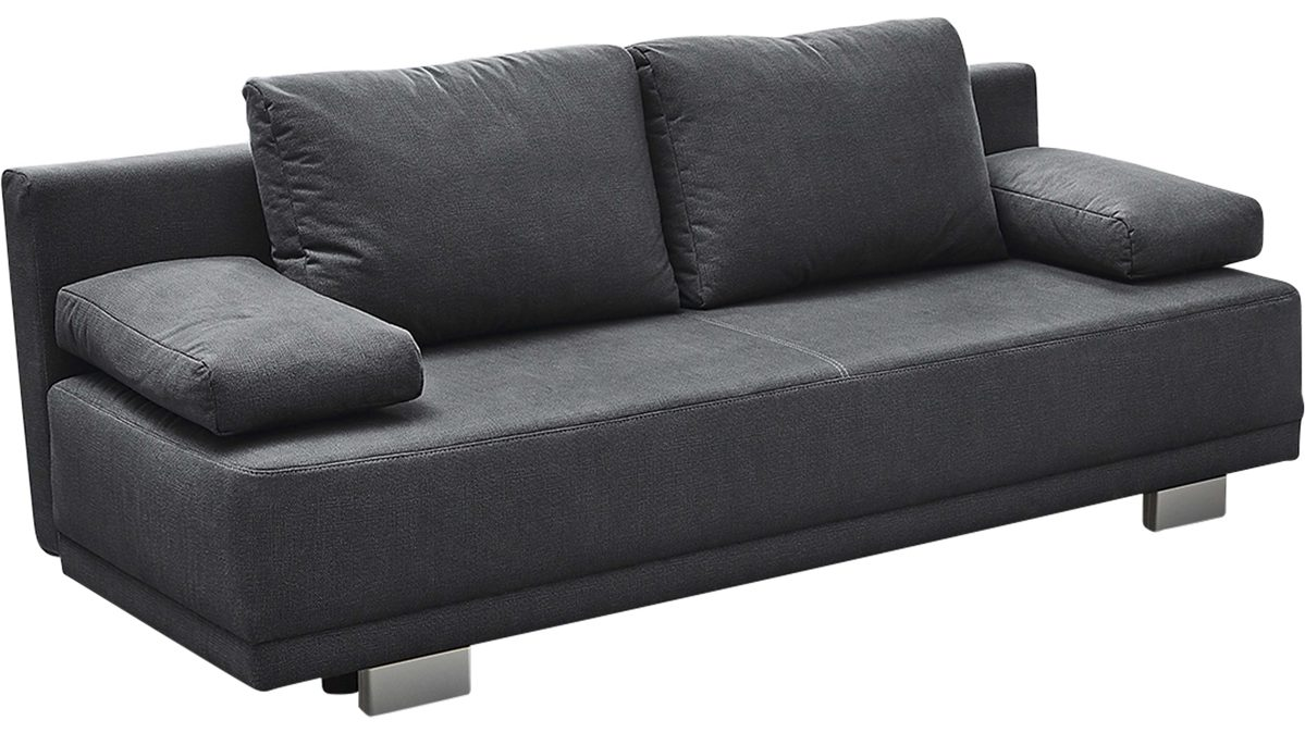 Schlafsofa Dunkelgraues Flachgewebe 295 19 Lamstedt Cuxhaven Bremerhaven