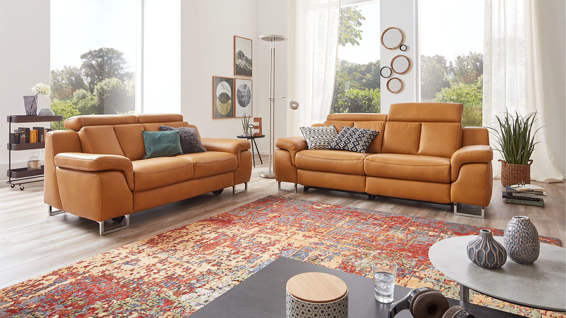 Sofa Füße Chrom Möbelhaus Franz Ohg Möbel A Z Sofas Couches Interliving