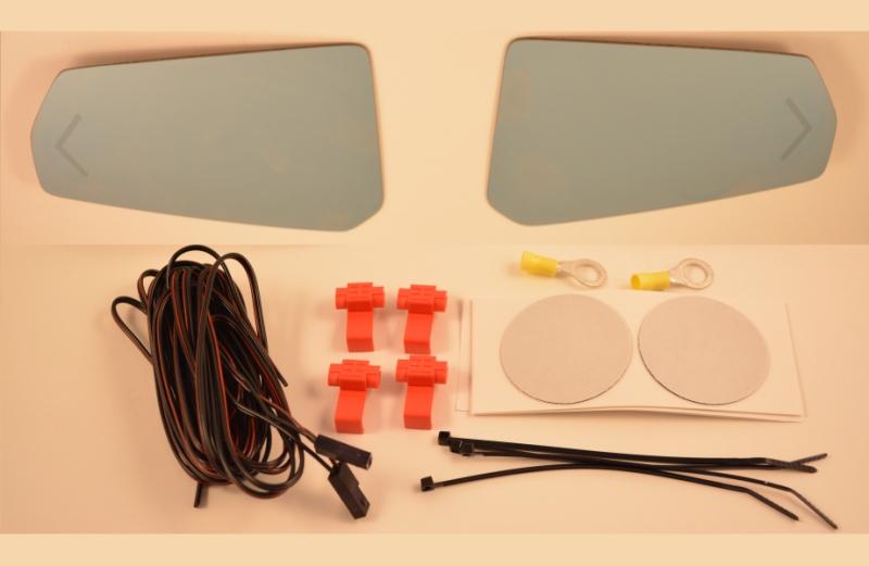 Muth Mirror Systems - CanAm Spyder Signal® Mirror