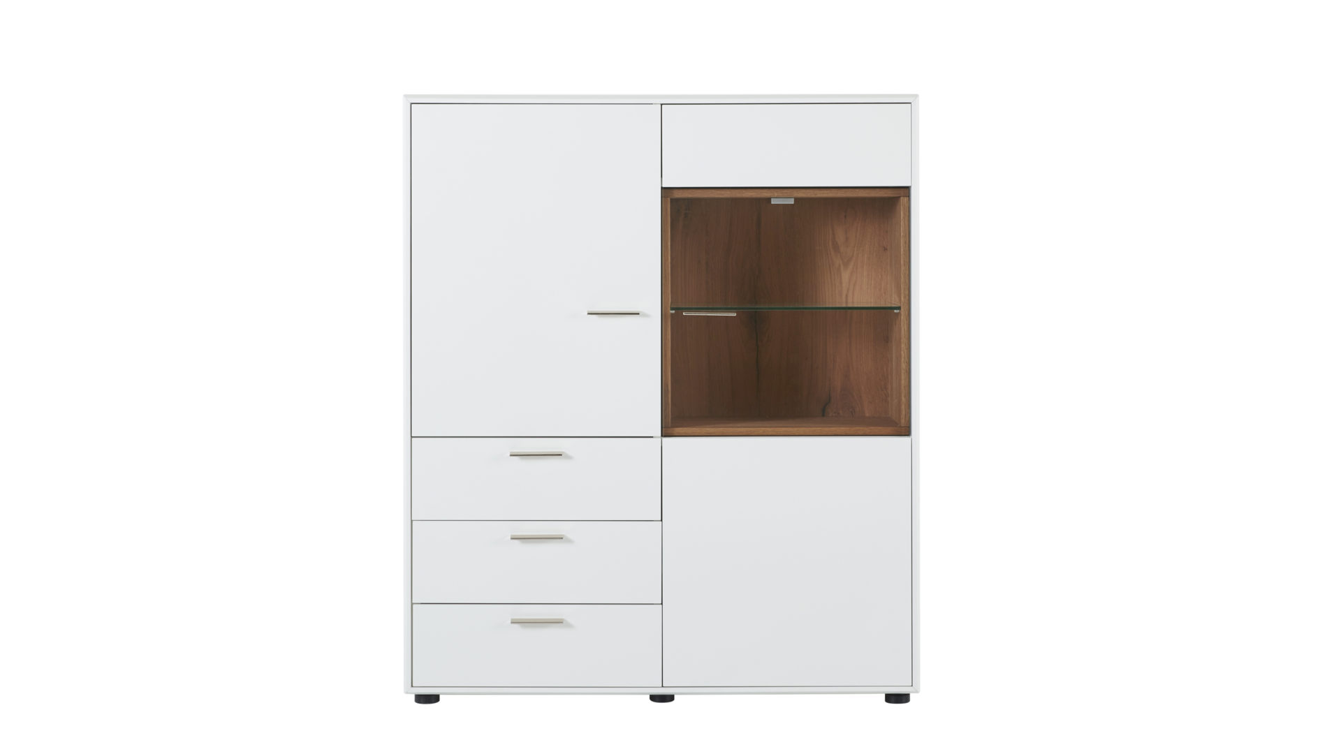 Esszimmer Highboard Nemann Vechta Interliving Esszimmer Highboards Interliving