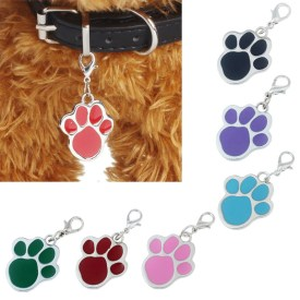 Pawprint Necklace