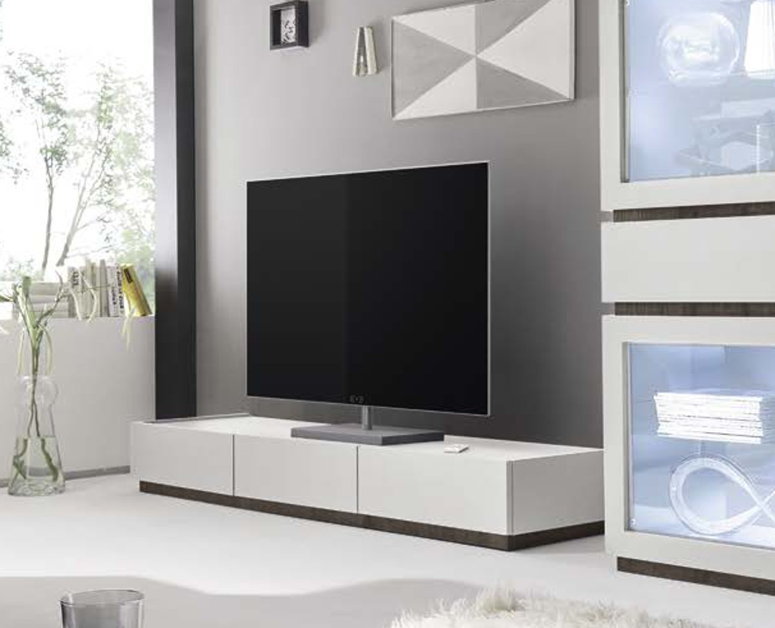 Mobili Tv Moderni | Gallery Of Mobile Tavolo Porta Tv Moderno ...