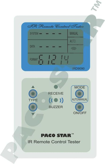 Ir Remote Control Tester Index listing of wiring diagrams