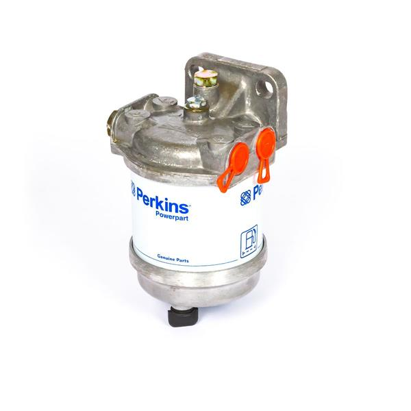 perkins fuel filters