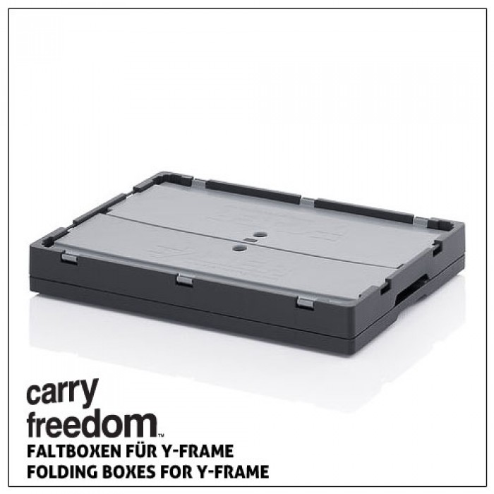 Faltbox Mit Deckel Carry Freedom Folding Box With Lid (for Y-frame)