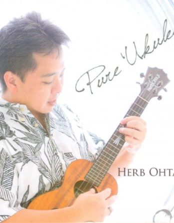 Pure Ukulele_Herb Ohta, JR