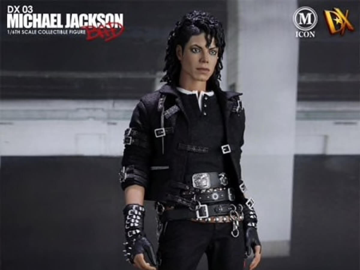 Bad Shop 24 Michael Jackson Dx 03 Bad 12 Inch Figure