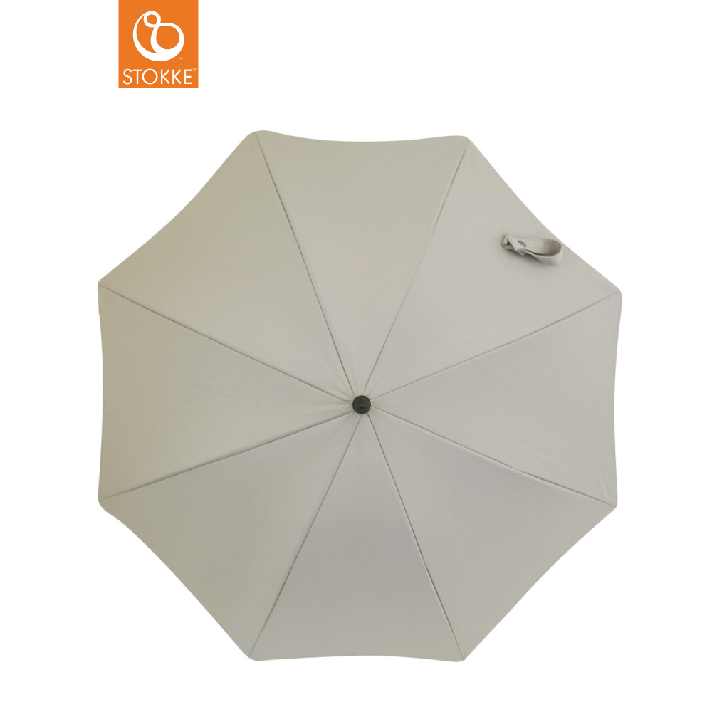 Stokke Stroller Lebanon Today Point 3 Time ストッケストローラーパラソルベージュ Awning Umbrella For The Stroller ストッケ Regular Store