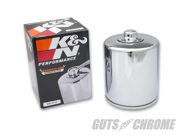 bike-man K amp; N KN-171 C K amp; N oil filter for TC chrome guts