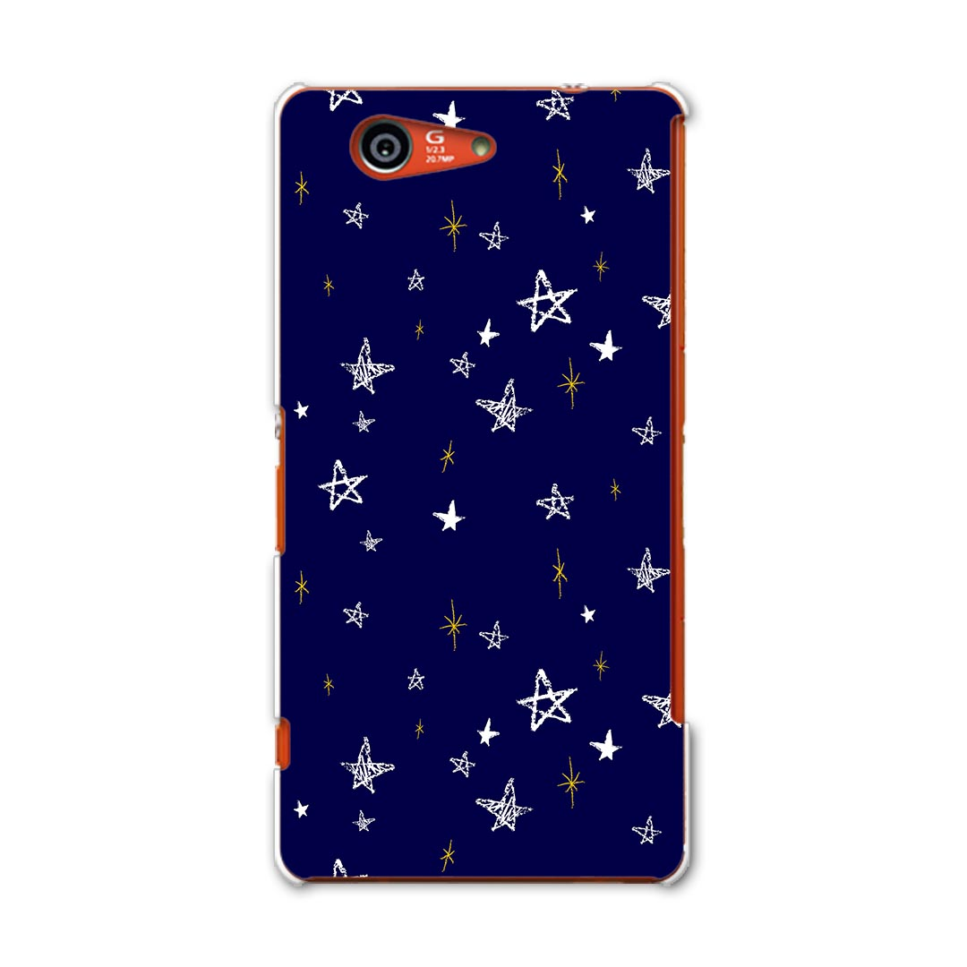 Smartphone Cases All So 02g Xperia Z3 Compact Xperia So02g Docomo Docomo Smartphone Cover Model Adaptive Case Smartphone Case Smartphone Cover Tpu Soft Cases Star Star