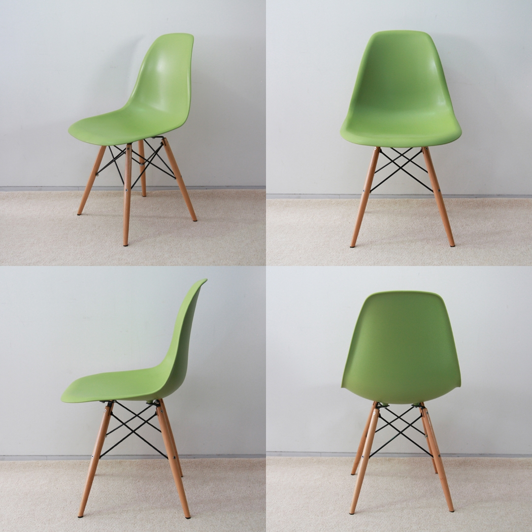 Eames Dsw Eames Dsw Gloss Without Green Shell Chair Eames Chair