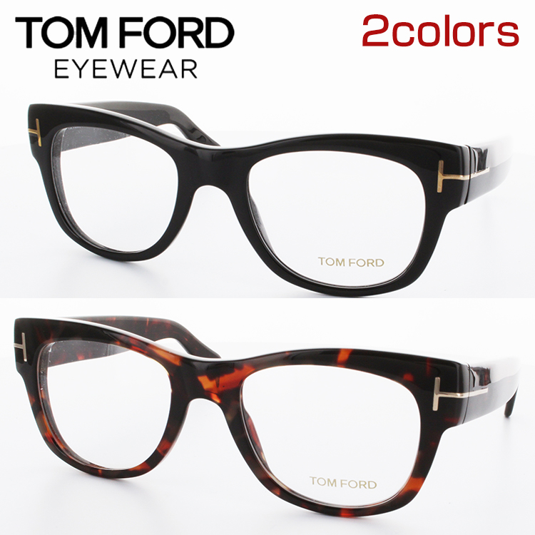 eyeone TOMFORD Ford FT5040 52 size cell-black case casual business