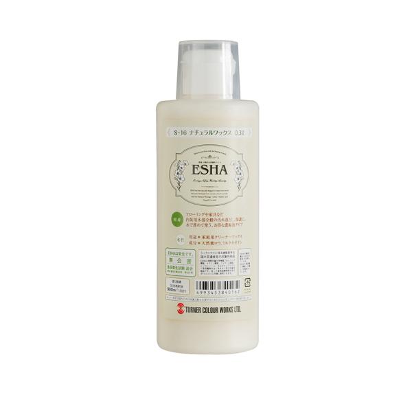 Greenpackskan Natural Wax 300 Ml Esha Floor Wax And
