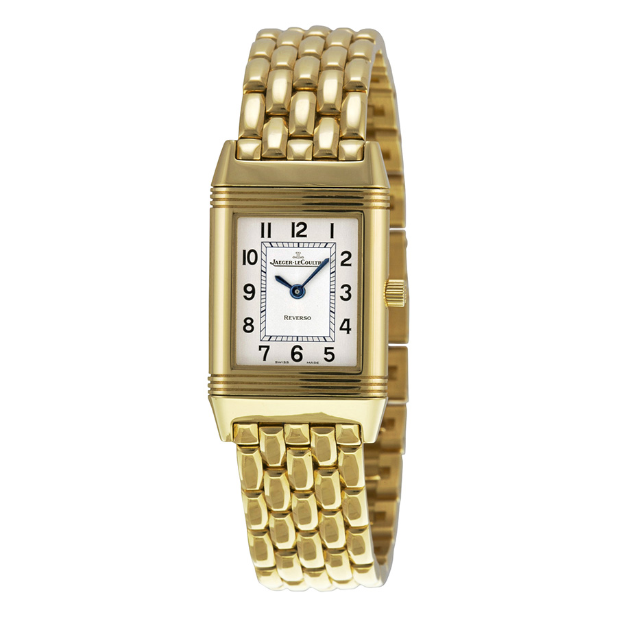 I Watch Ladies Jaeger Lecoultre Jaeger Lecoultre Reverso Reverso Watch Ladies Q2611110 10p03sep16