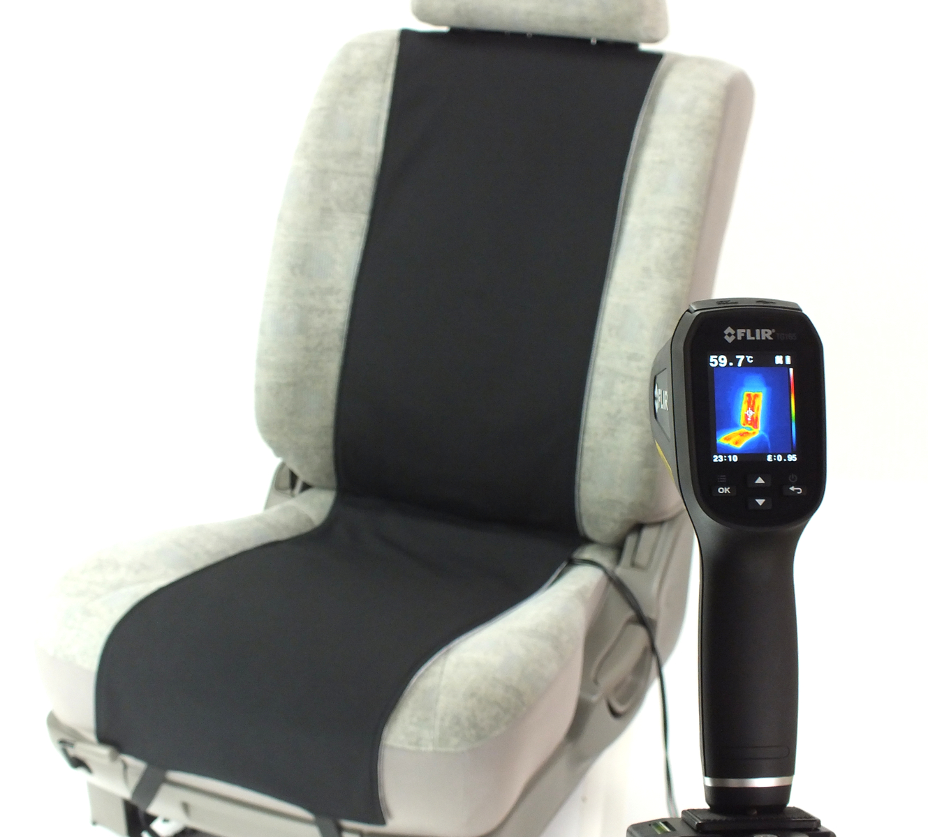 Stage 2 Car Seat With Base No Stage Temperature Regulation For Seat Heater Postscript Hot Seat Car Seat 速暖最高 65 Degrees 12v