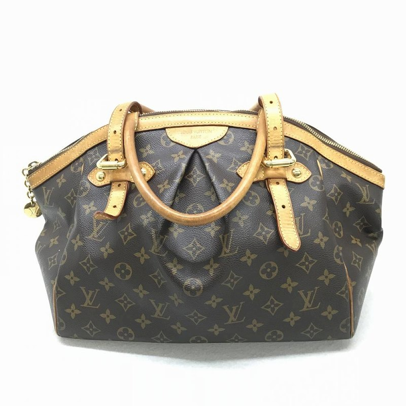 Tivoli Gm Louis Vuitton Louis Vuitton Tivoli Gm M40144 Monogram Used Handbag Shoulder Bag Management Em