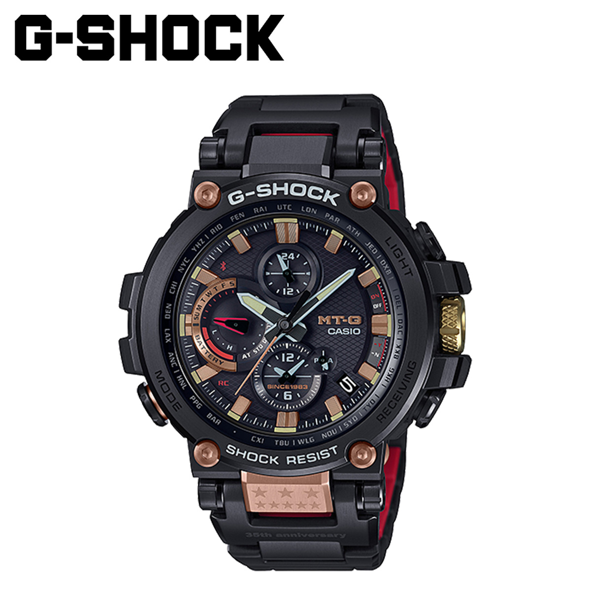 Mtg Online Shop Black Men Gap Dis Load Planned Shinnyu Load In Reservation Product 11 19 Containing Of The 35th Anniversary Of Casio Casio G Shock Watch