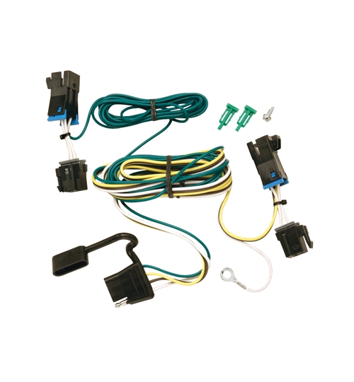 Redneck Trailer Supplies - Tekonsha T-Connector Vehicle Wiring