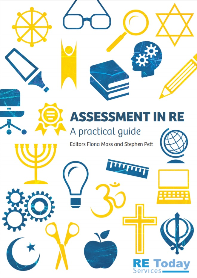 Assessment in RE a practical guide 9781910261293 - RE Today