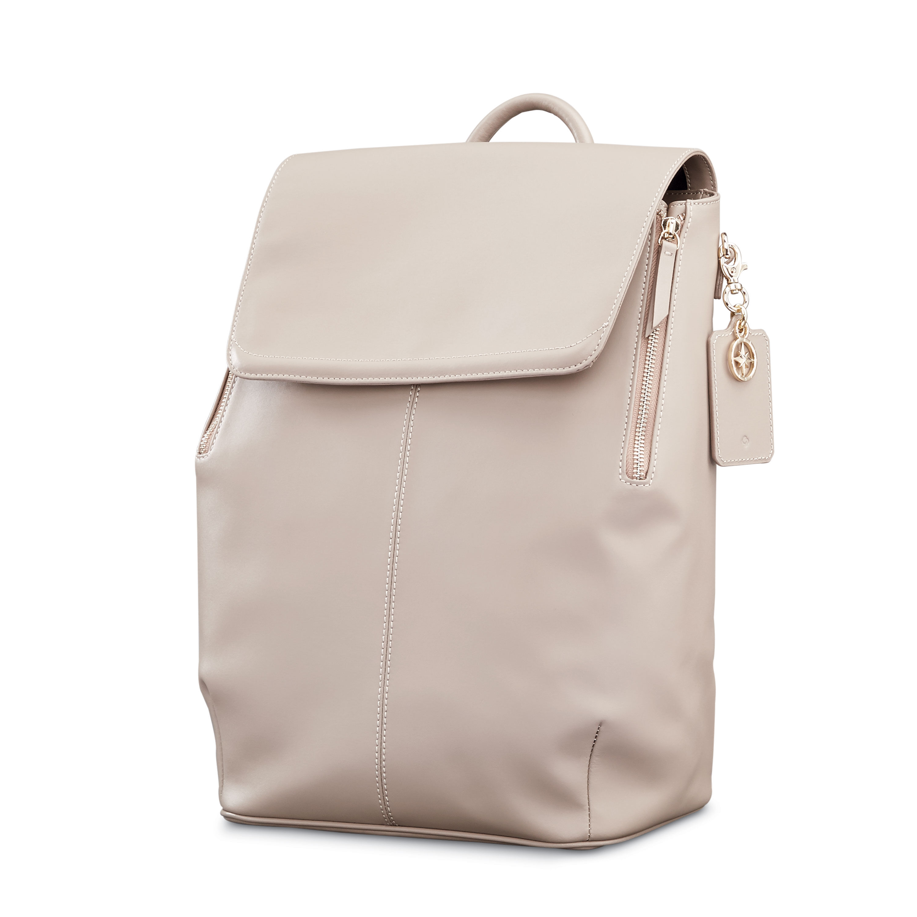 Leather Shop Samsonite Ladies Leather Hamptons Backpack