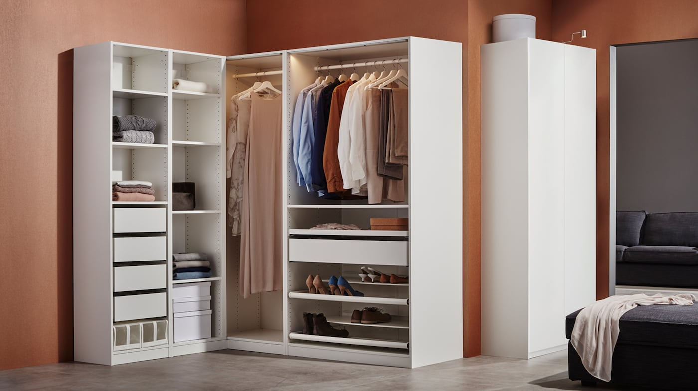 Dressing Modulable Pas Cher Dressing Pax Ikea