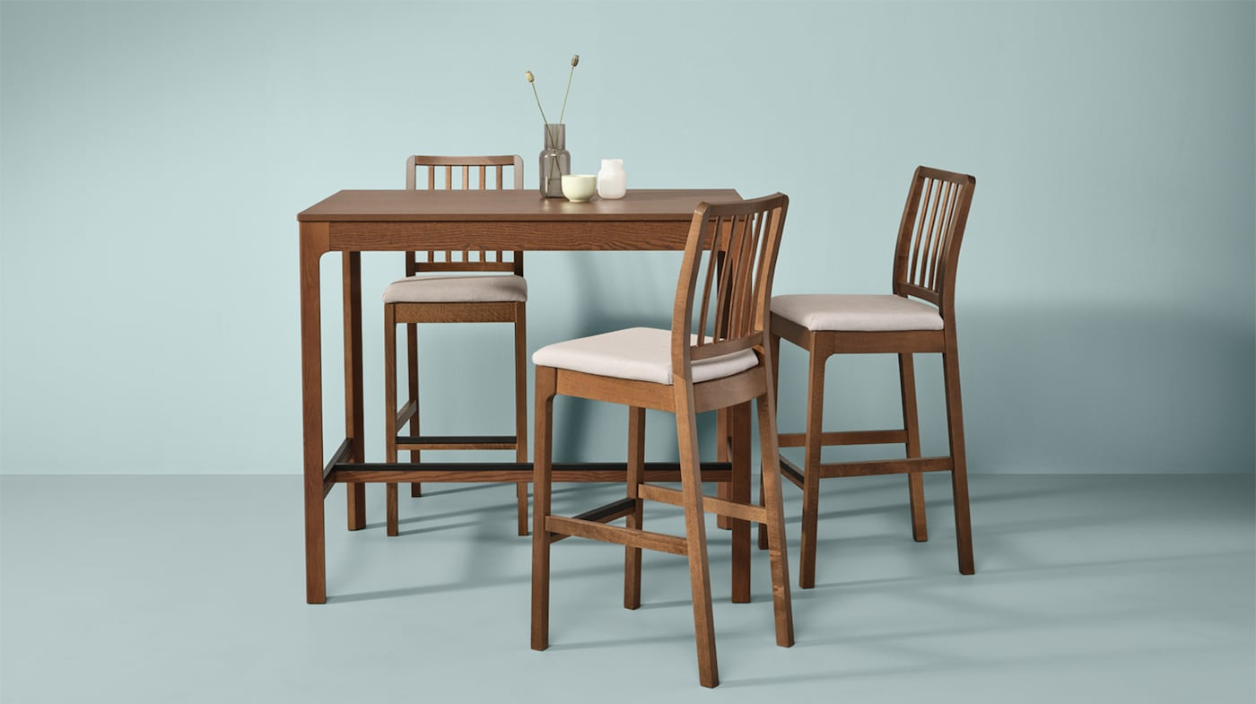 Bar Tables Chairs Dining Room Furniture Ikea